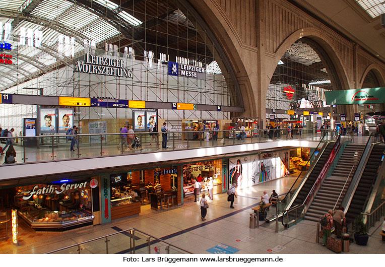 Einkaufszentrum Leipzig