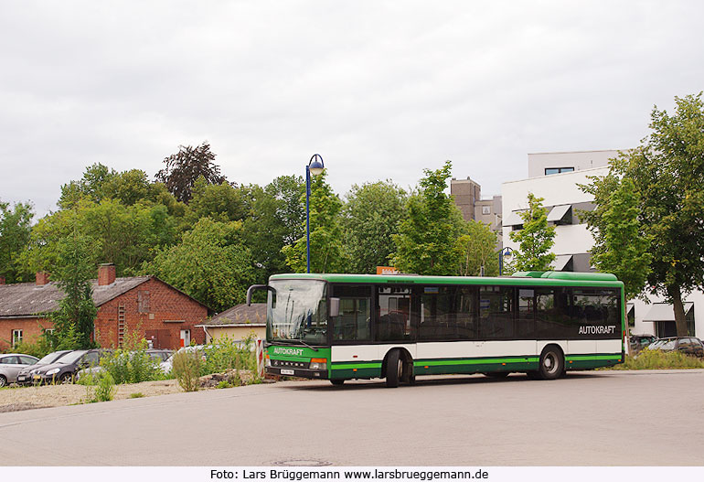 Autokraft Bus Bad Oldesloe ZOB