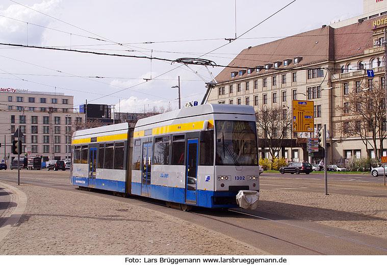 Die Straßenbahn in Leipzig - Fotos von einem ...